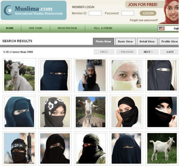 stanchfield muslim dating site The reason there are not many dating sites for muslims is that dating is haraam in islam no muslim who fears allah would take up such a project as he would be directly encouraging other muslims to do something that is considered haraam in islam.