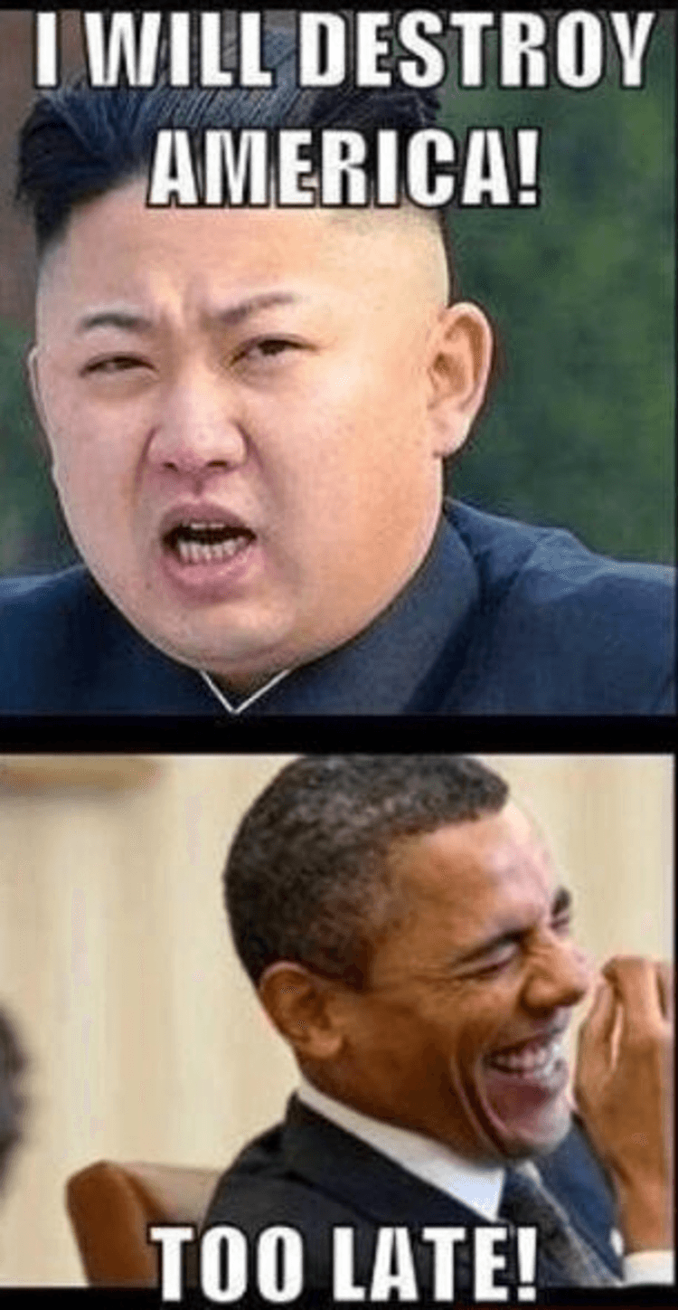 Kim Jong Un VS Barack Obama | Owned.com