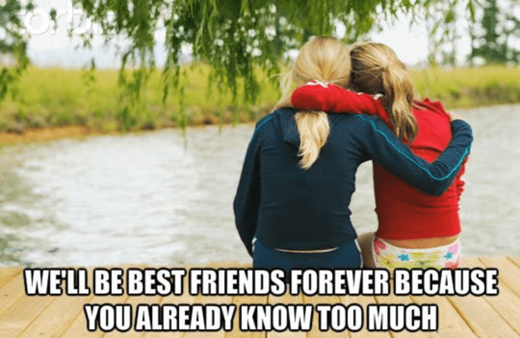 Best Friends Forever Meme Funny : Search results for tag best friends