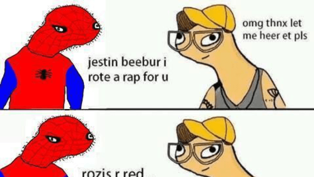 Spoderman Is A Poet Owned Com