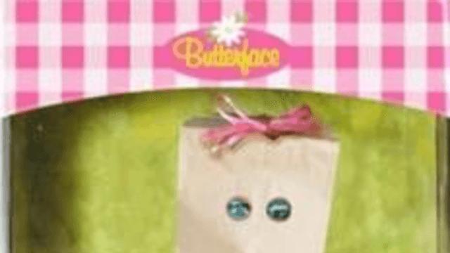 Butterface barbie